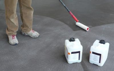 Resina kerakoll per pavimenti e rivestimenti a vicenza fratelli