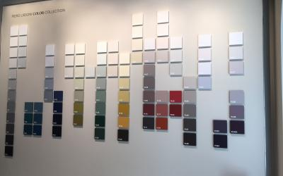 lissoni color collection kerakoll
