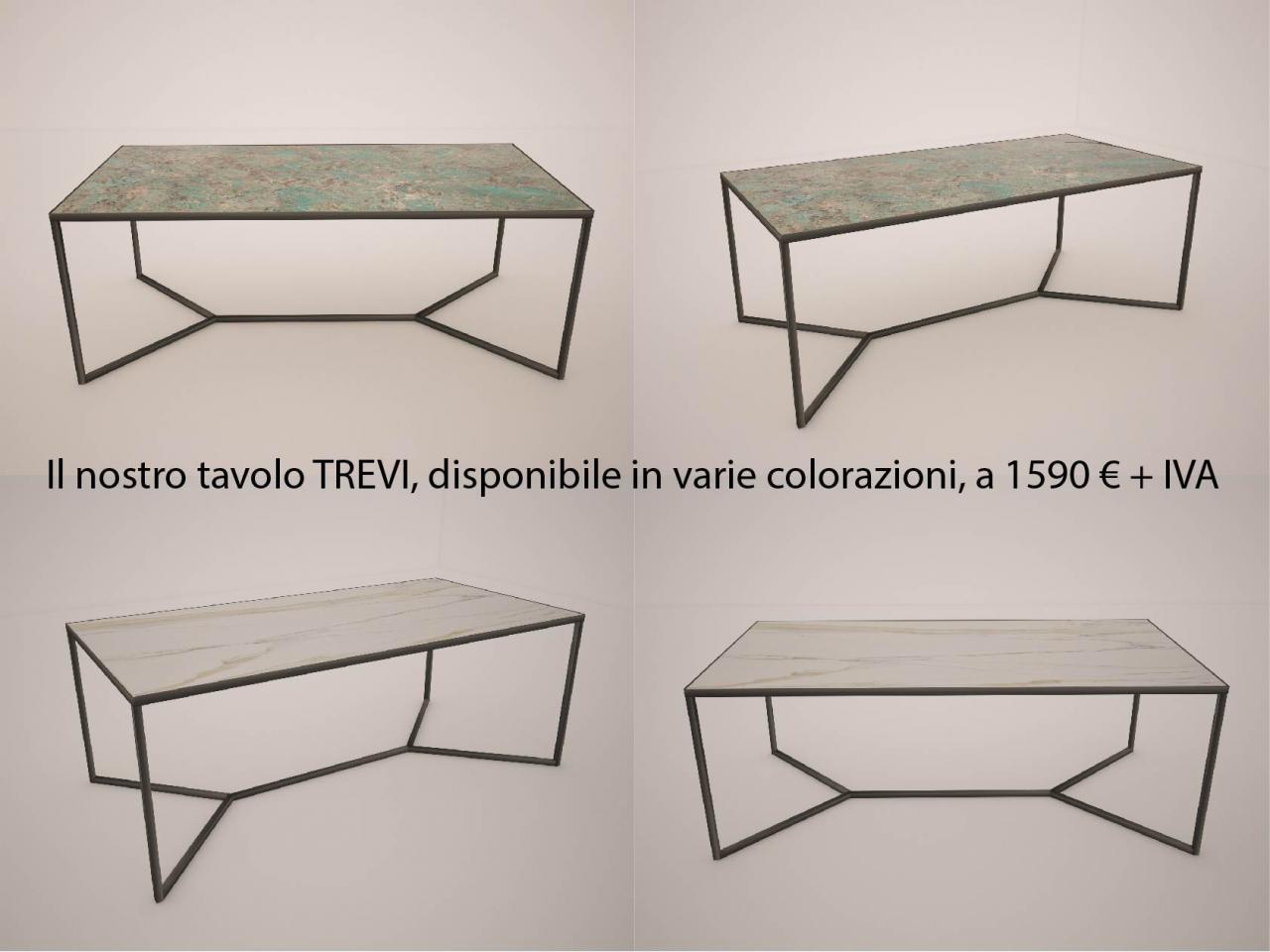 Tavoli In Gres Porcellanato Opinioni Foto Ed Idee Fratelli Pellizzari
