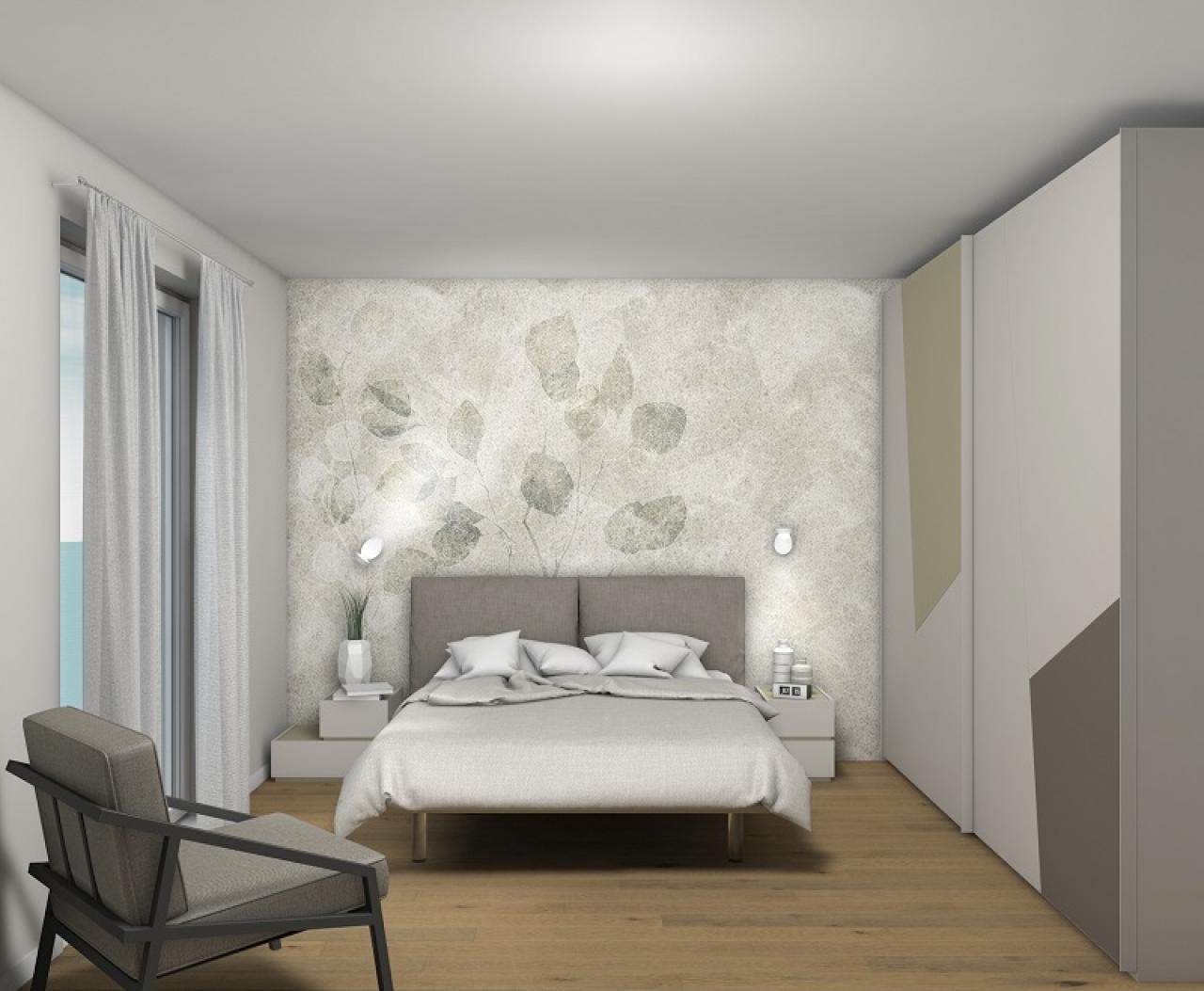 Pavimenti Camere Da Letto Moderne parete dietro al letto: come rivestirla? - fratelli