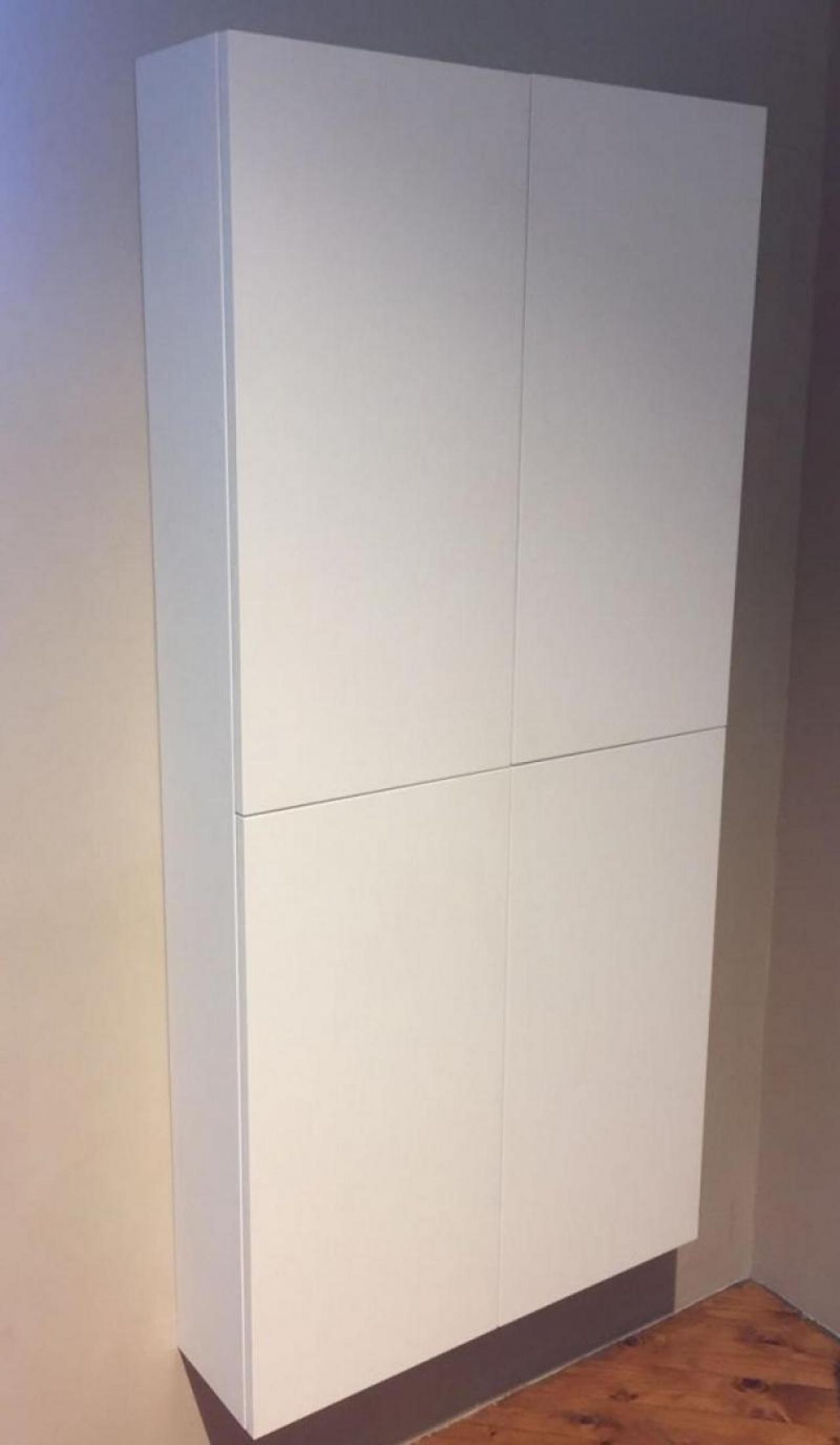 Colonna bagno sospesa bianca - prezzi outlet Vicenza | Fratelli ...