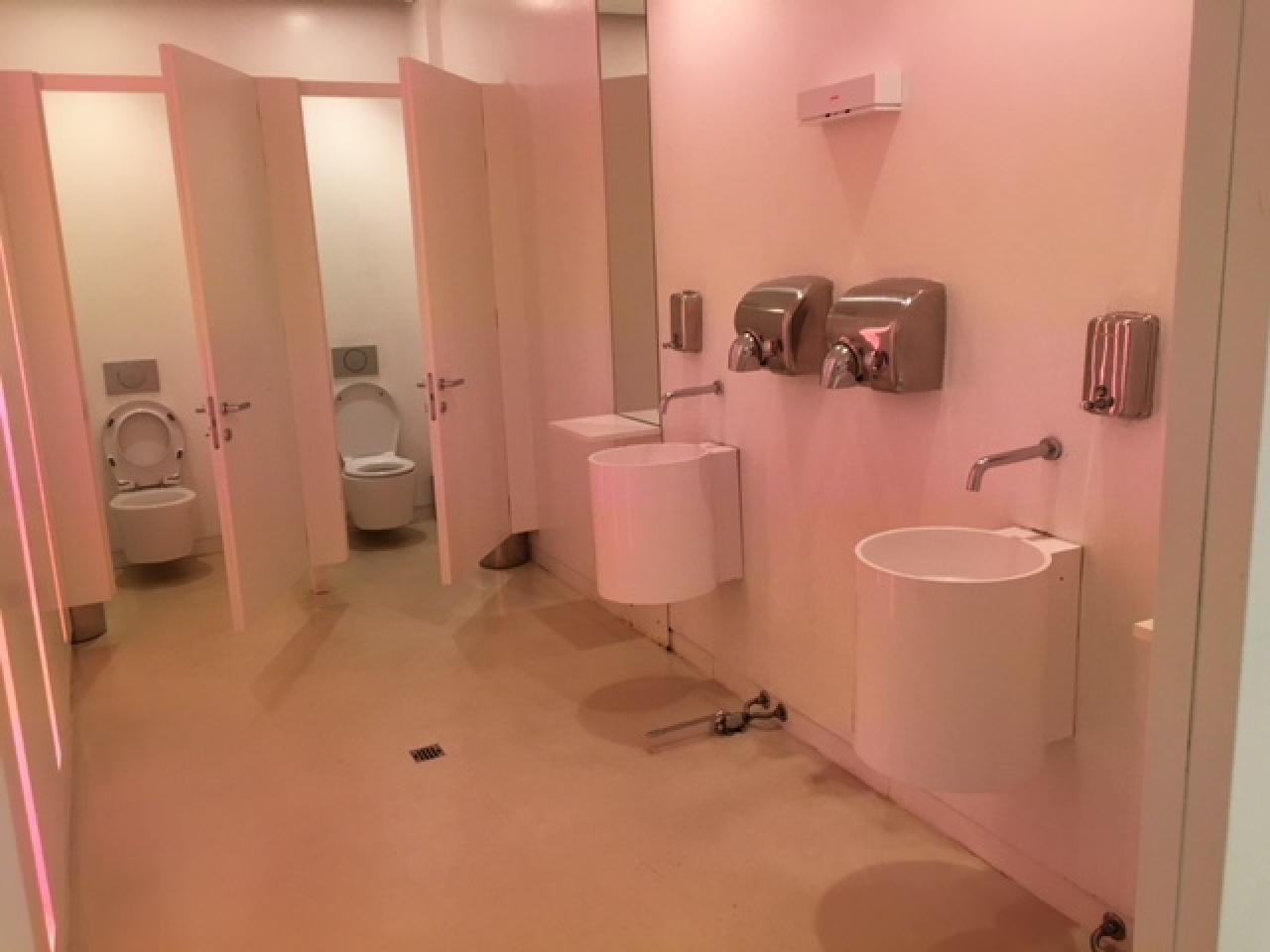 Piastrella per il bagno di un ristorante come scegliere - Bagni chimici vicenza ...