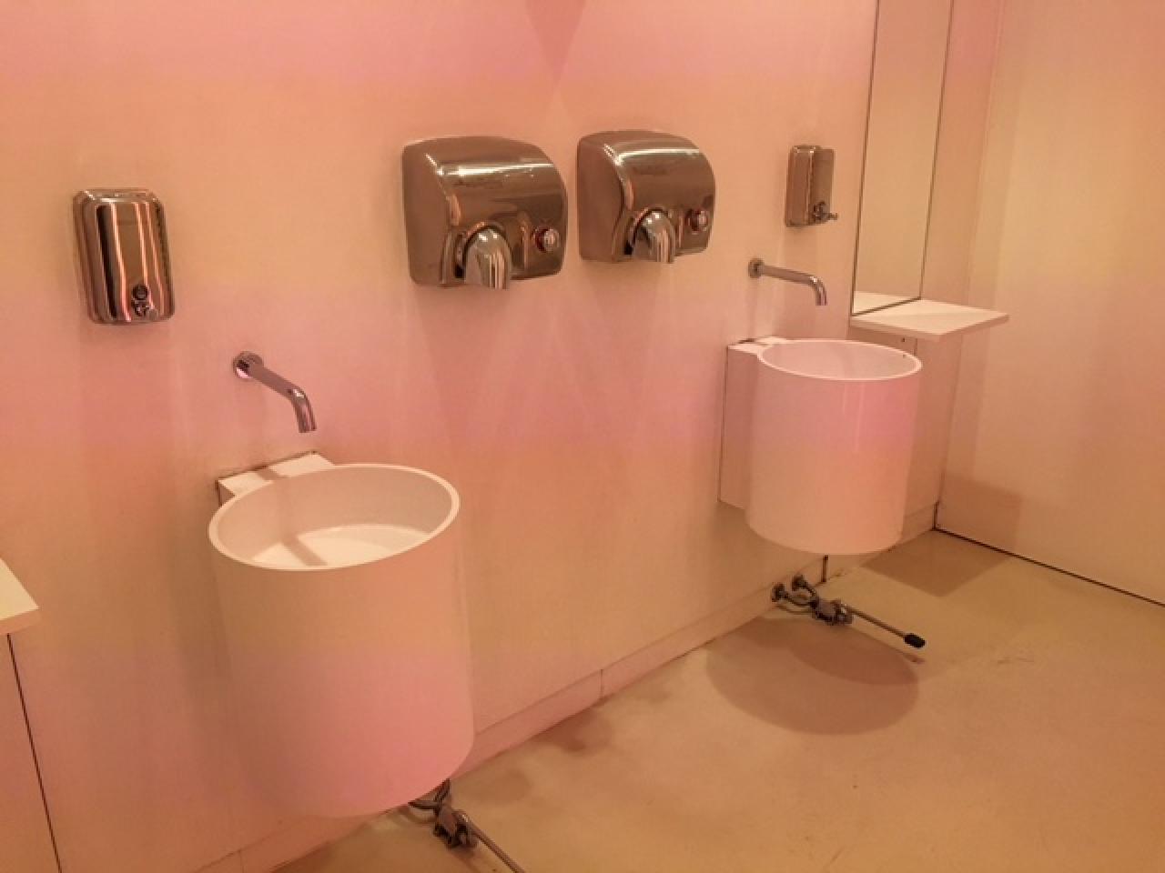 Piastrella per il bagno di un ristorante come scegliere