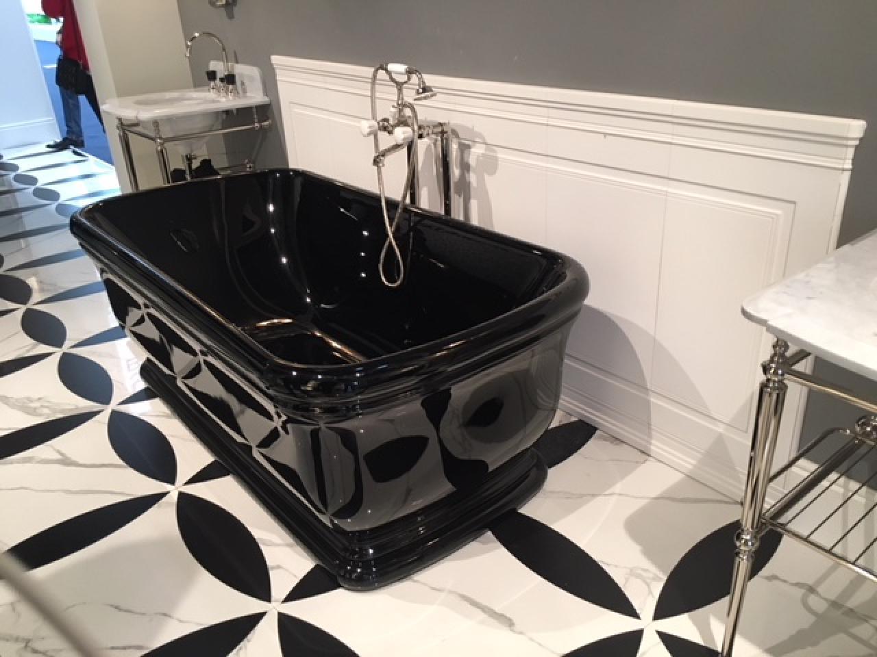 Boiserie in piastrelle nel bagno classico fratelli pellizzari