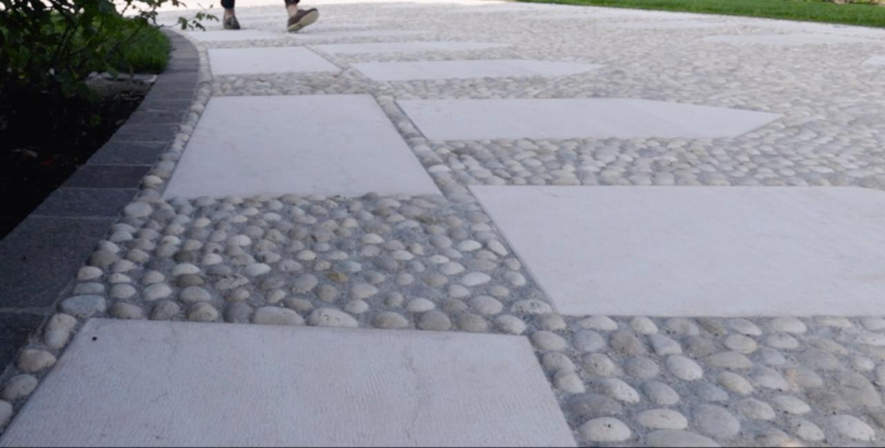 Pavimenti Per Esterno In Ciottoli A Vicenza E Verona Fratelli