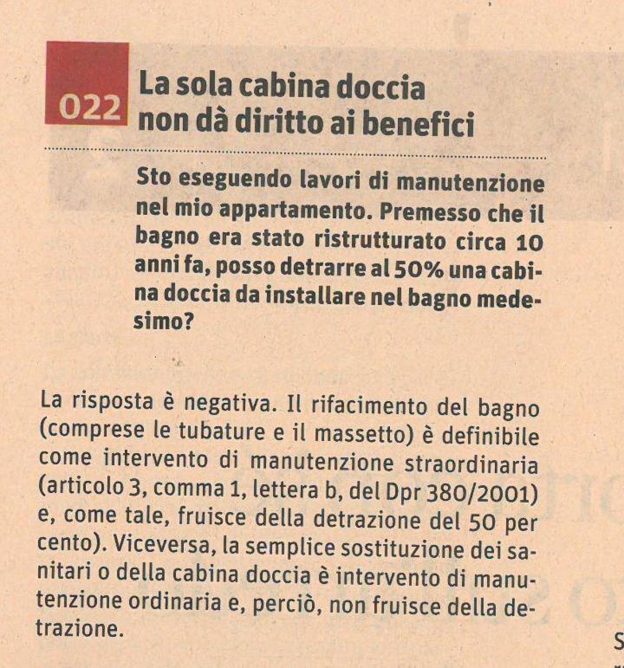 Detrazioni fiscali 50% su ristrutturazioni   Fratelli Pellizzari