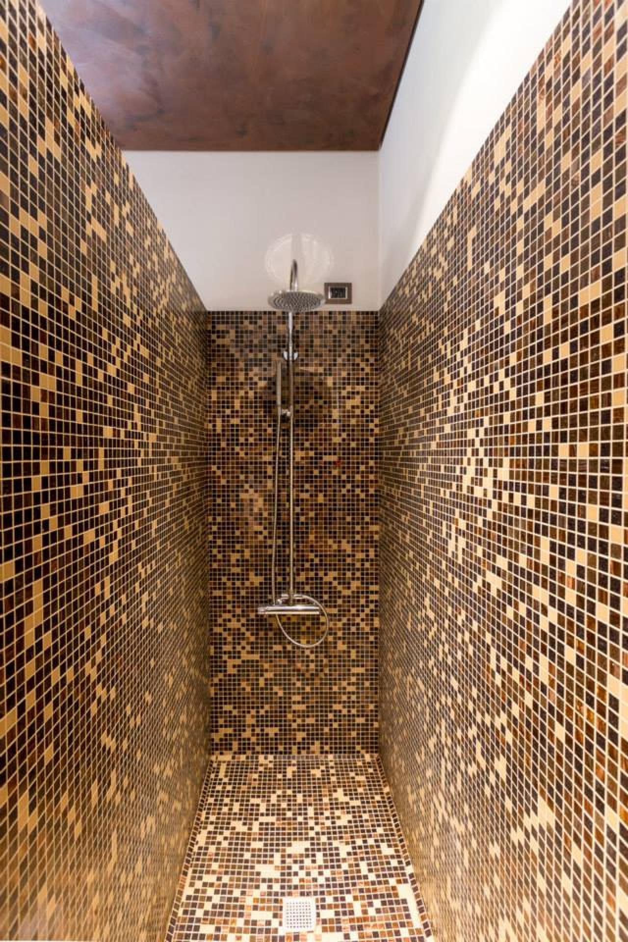 Cabina doccia in muratura doccia da giardino doccia muratura great box doccia muratura with - Cabina doccia muratura ...