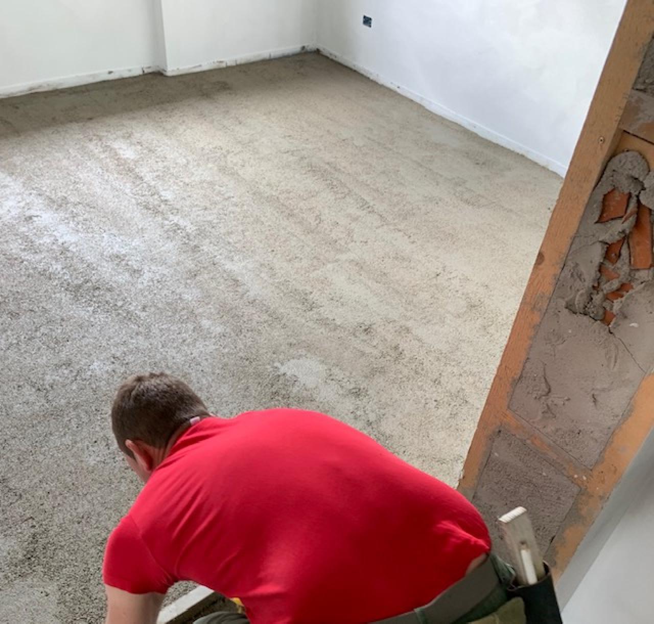 Rifare Massetto Pavimento Costi il massetto per le piastrelle: caratteristiche, importanza