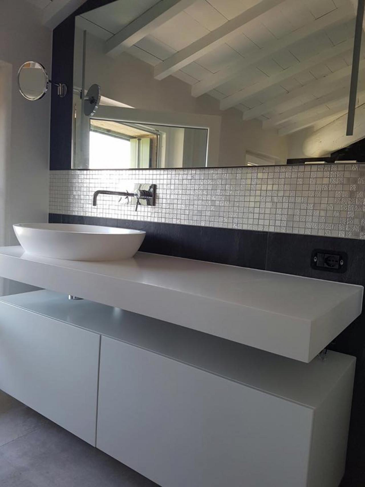 Mobile Sotto Mensola Bagno il mobile per il bagno | fratelli pellizzari