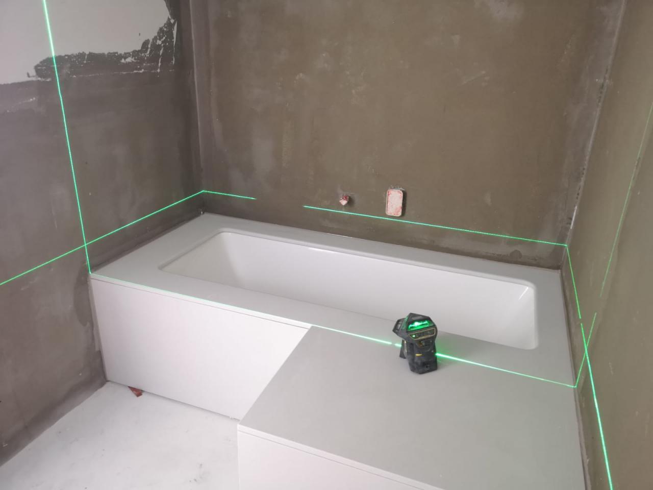 Vasca da bagno su misura bagno privato a vicenza fratelli