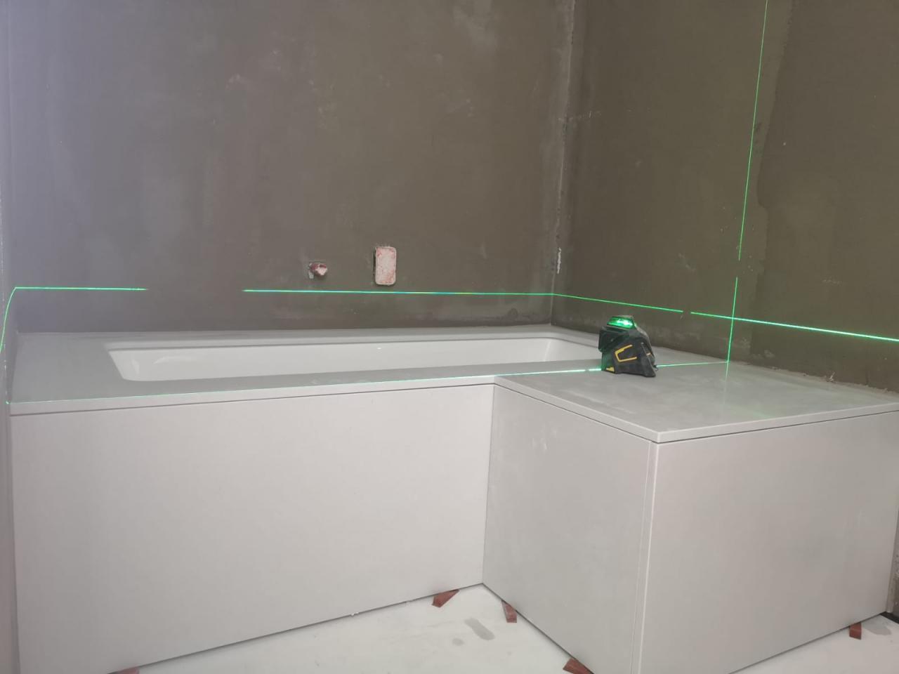 Vasca da bagno su misura - bagno privato a Vicenza  Fratelli Pellizzari