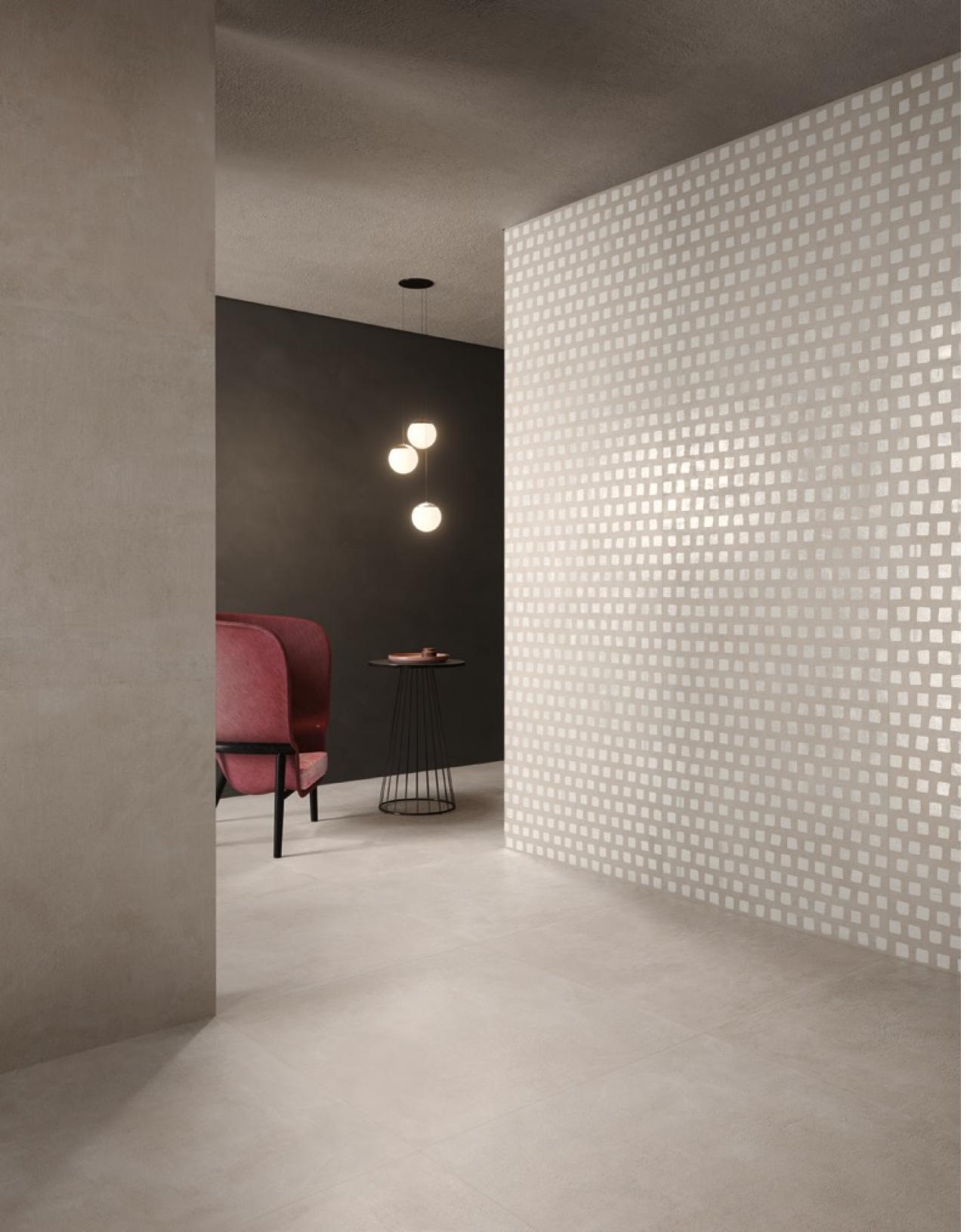Mattonelle sant agostino perfect luxor grey piastrelle per salotto with mattonelle sant - Piastrelle bagno damascate ...