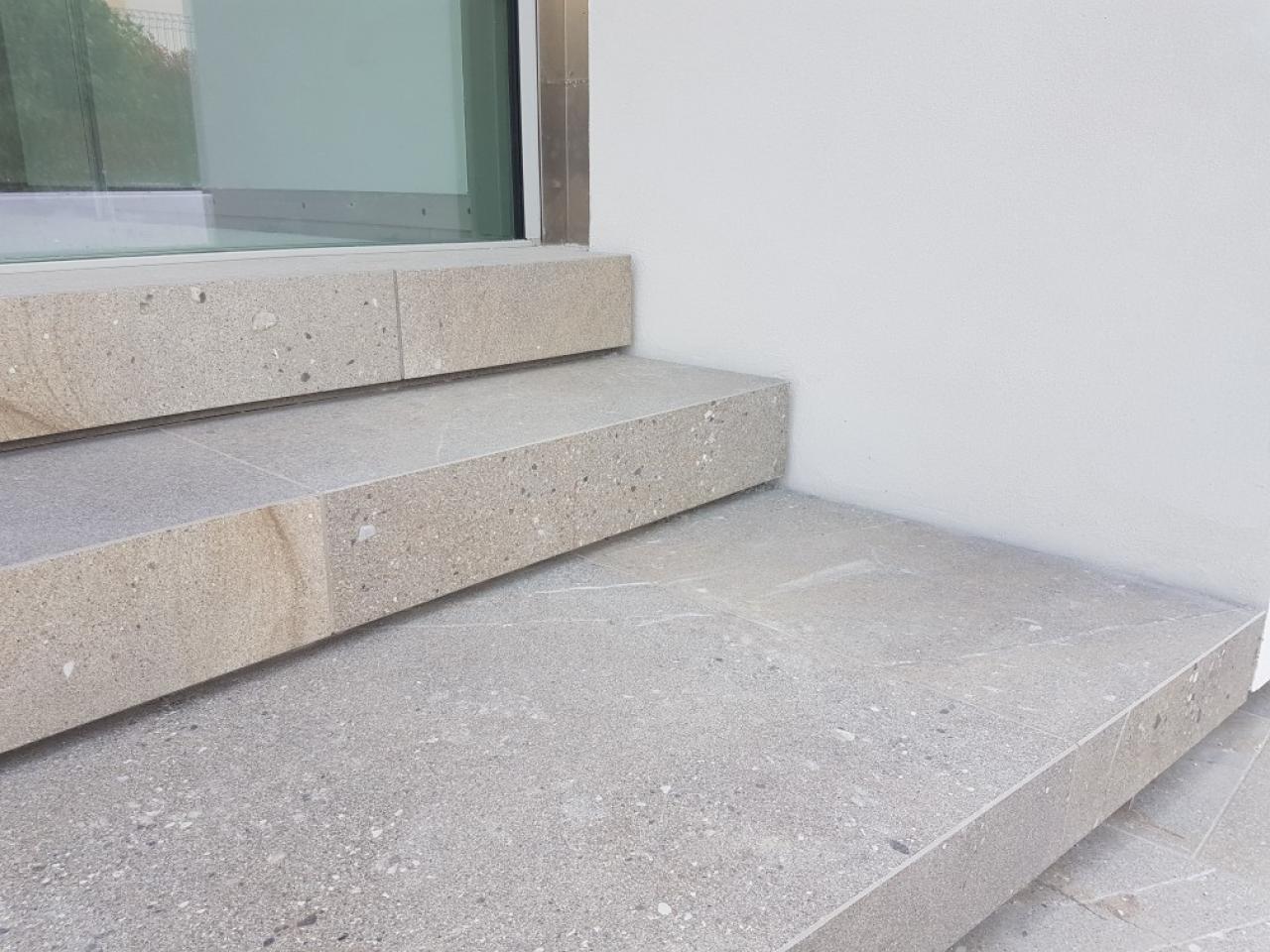 Scale in marmo legno ceramica a vicenza e verona - Scale di marmo ...