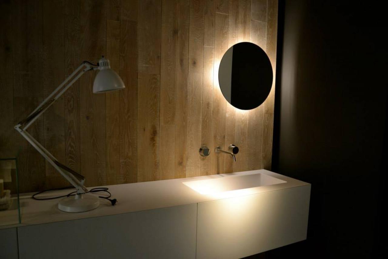 Specchi da bagno fratelli pellizzari - Specchio tondo bagno ...