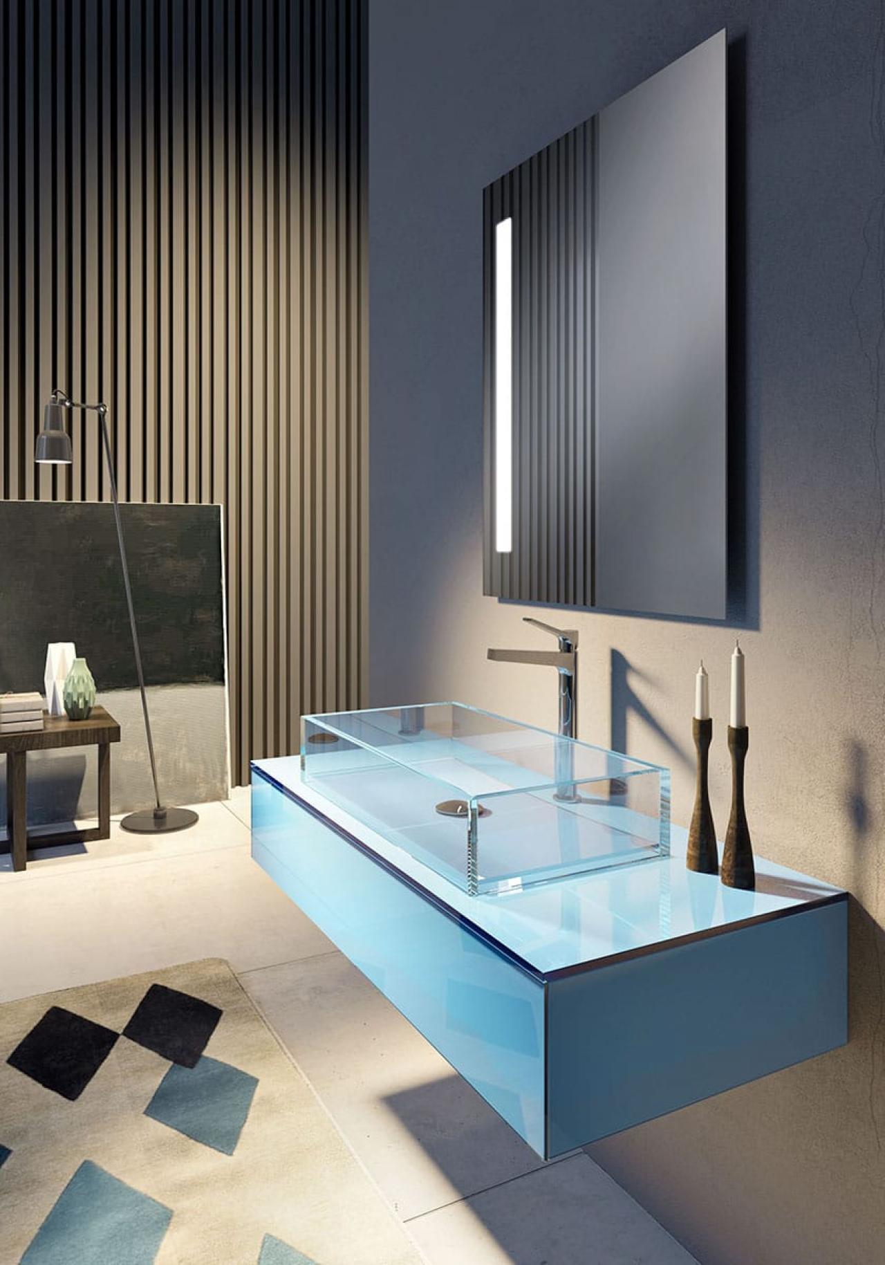 Riviste arredamento bagno affordable interesting scoprire e scegliere arredare il bagno arredo - Riviste arredamento bagno ...