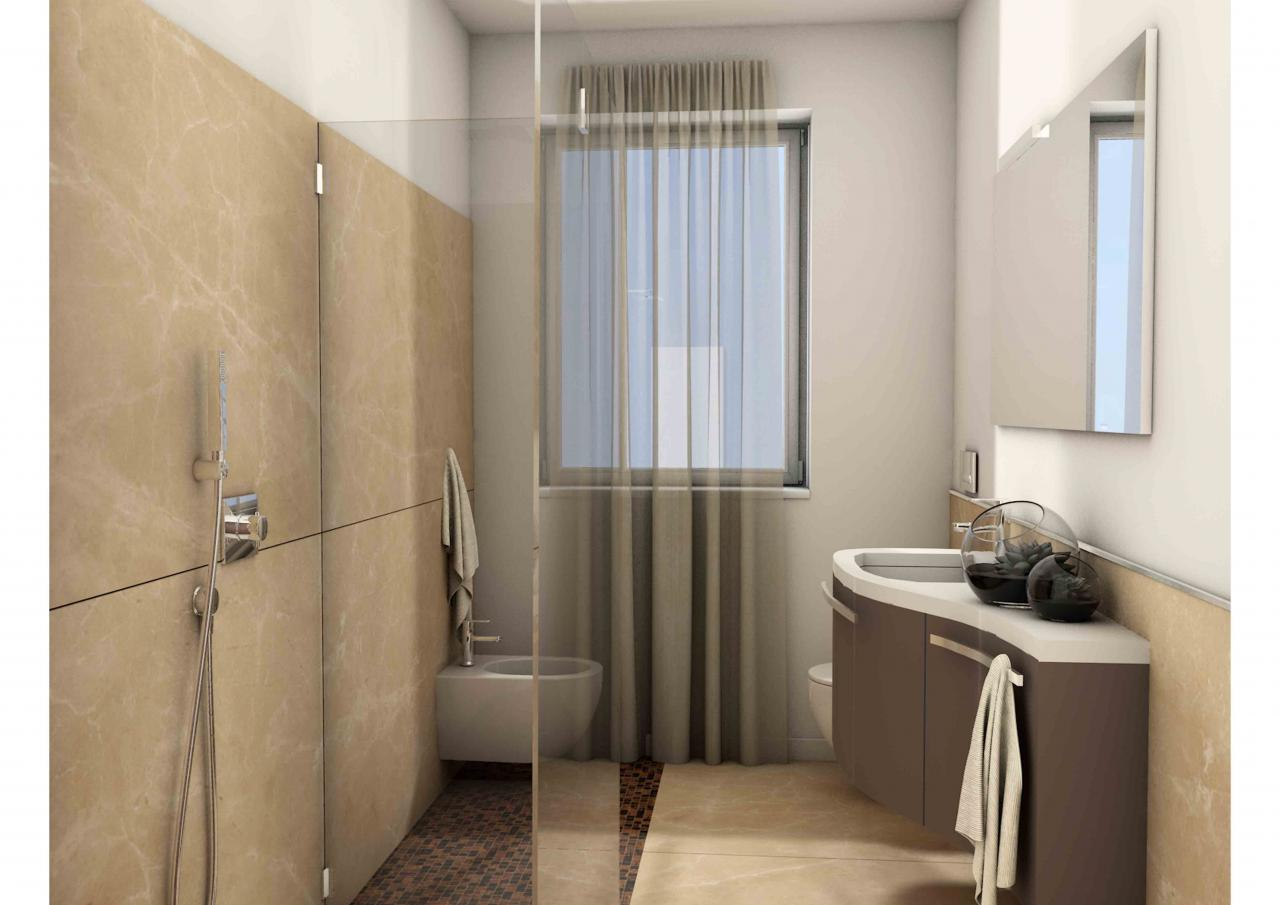 Progetti bagno: lo stile di roberto fratelli pellizzari