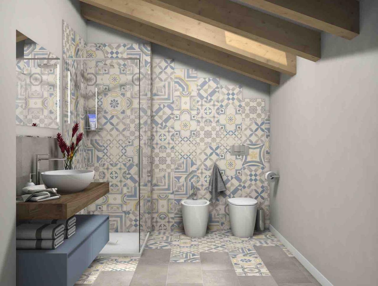 Immagini Di Bagni Piccoli bagno in mansarda | fratelli pellizzari