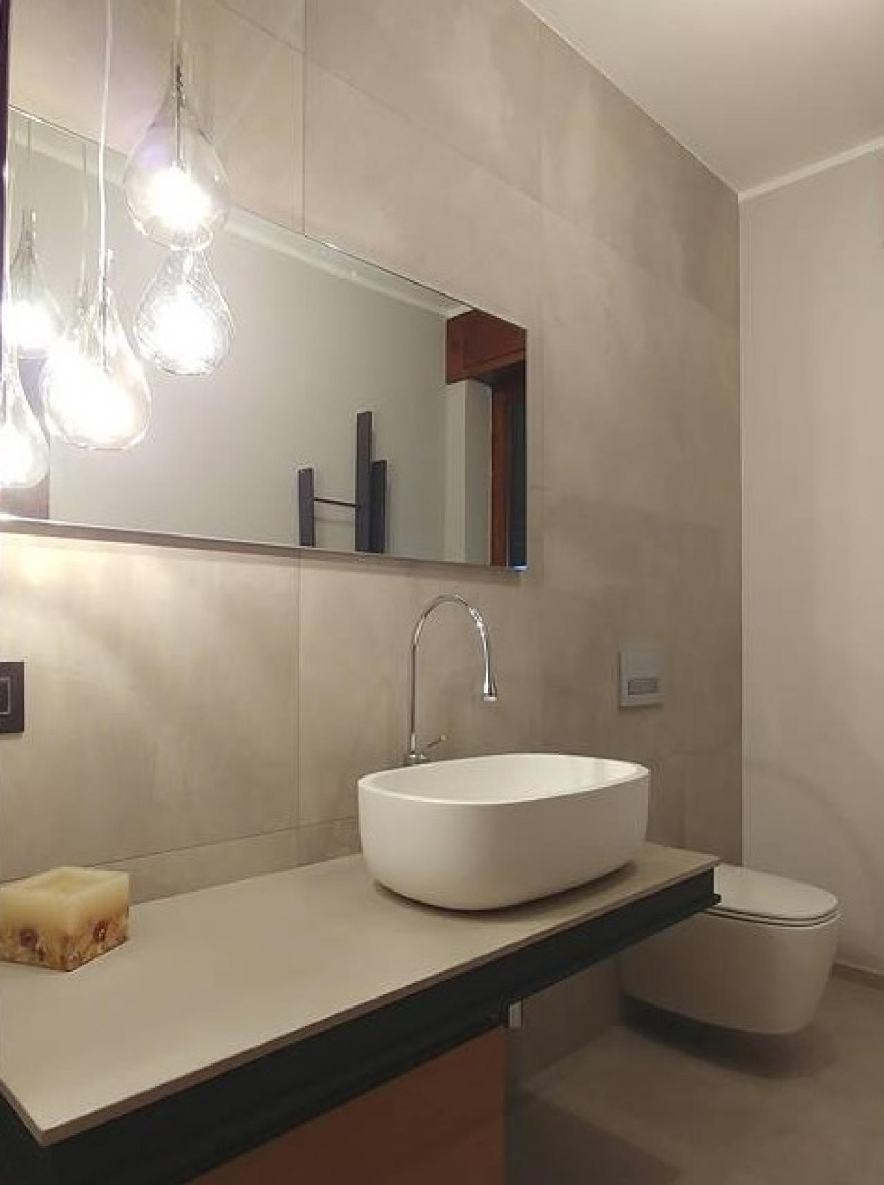 Stili bagno guida fotografica per scegliere arredi e for Foto bagni minimal