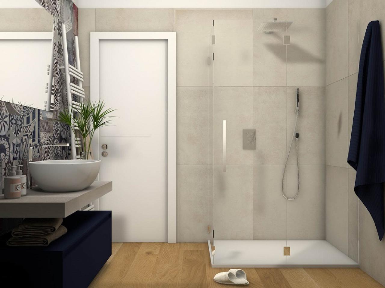 Progetti di bagni moderni: lo stile di annalisa fratelli pellizzari