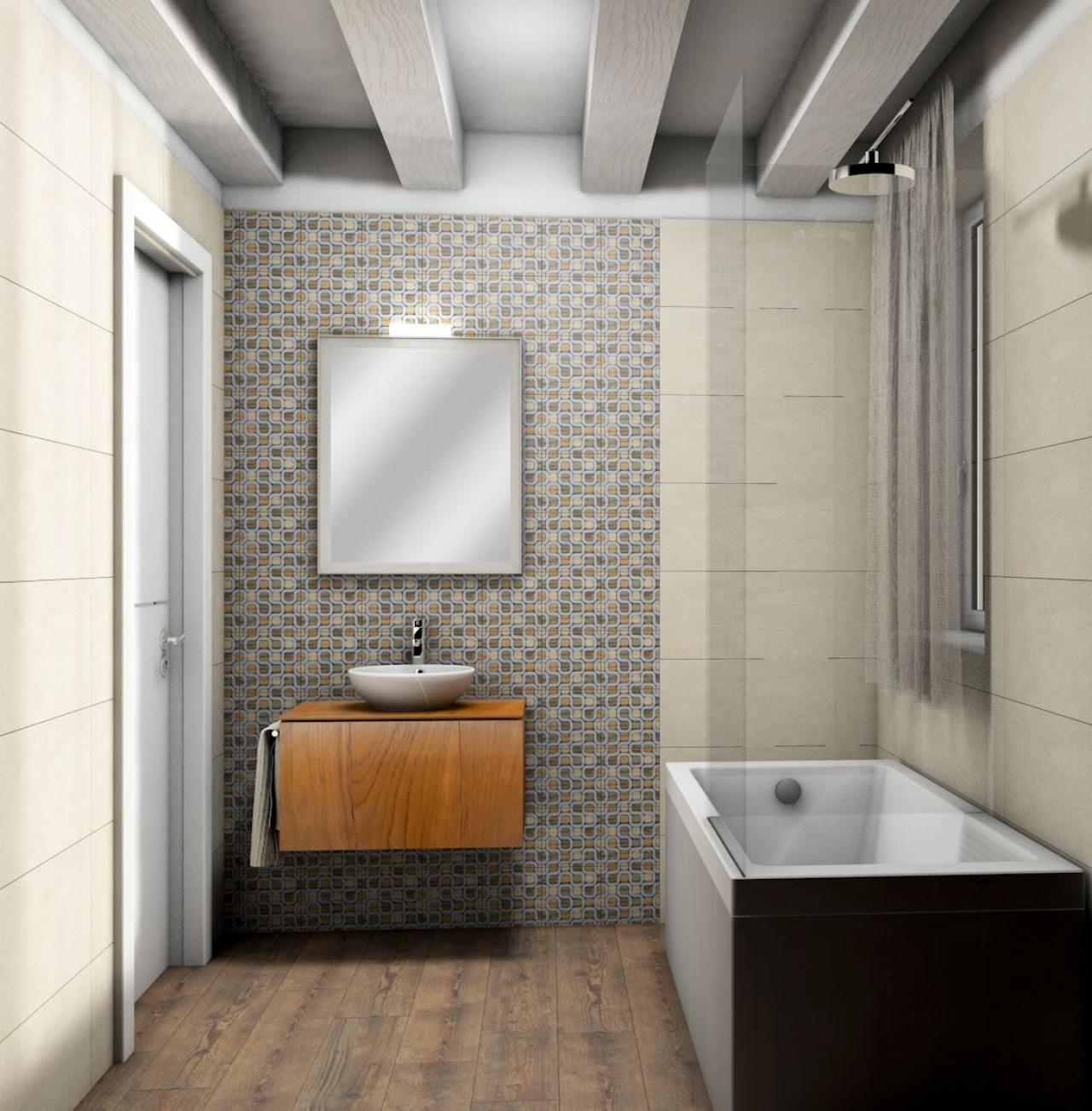 Rimodernare bagno rimodernare bagno latest coprire le piastrelle del bagno with with - Pannelli per coprire piastrelle bagno ...