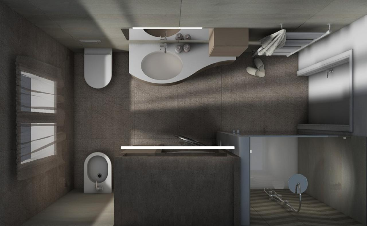 Progetti Di Ristrutturazione Bagno progetti bagno, lo stile di yasmine   fratelli pellizzari
