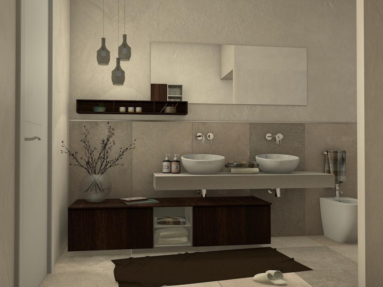 Progetti bagno lo stile di roberto fratelli pellizzari - Bagni chimici vicenza ...
