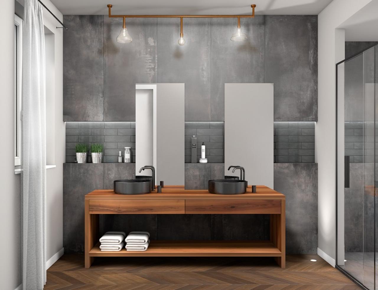 Progettare il bagno lo stile di giulia fratelli pellizzari - Bagni chimici vicenza ...