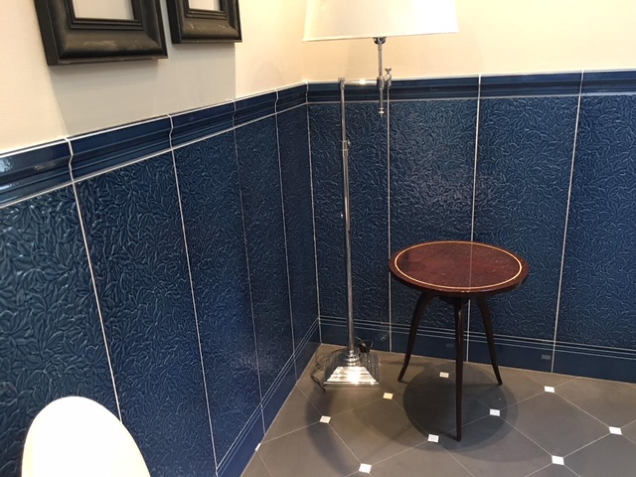 Significato Di Vasca Da Bagno In Inglese : Boiserie in piastrelle nel bagno classico fratelli pellizzari