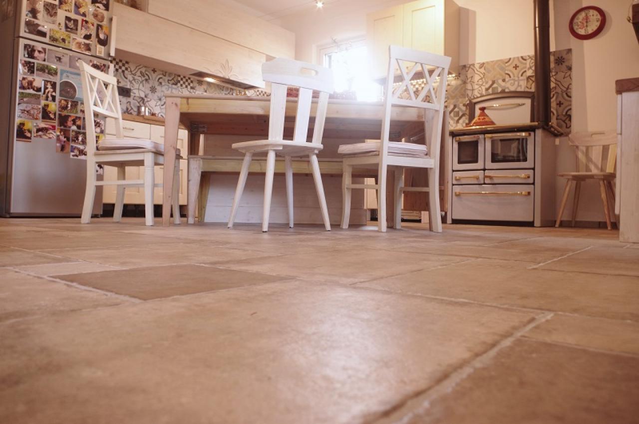Pavimenti Per Cucina Rustica - Interno Di Casa - Smepool.com