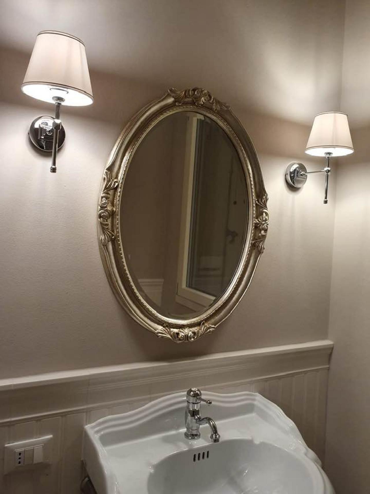 Applique Specchio Bagno Moderno illuminazione in bagno: come realizzarla? | fratelli