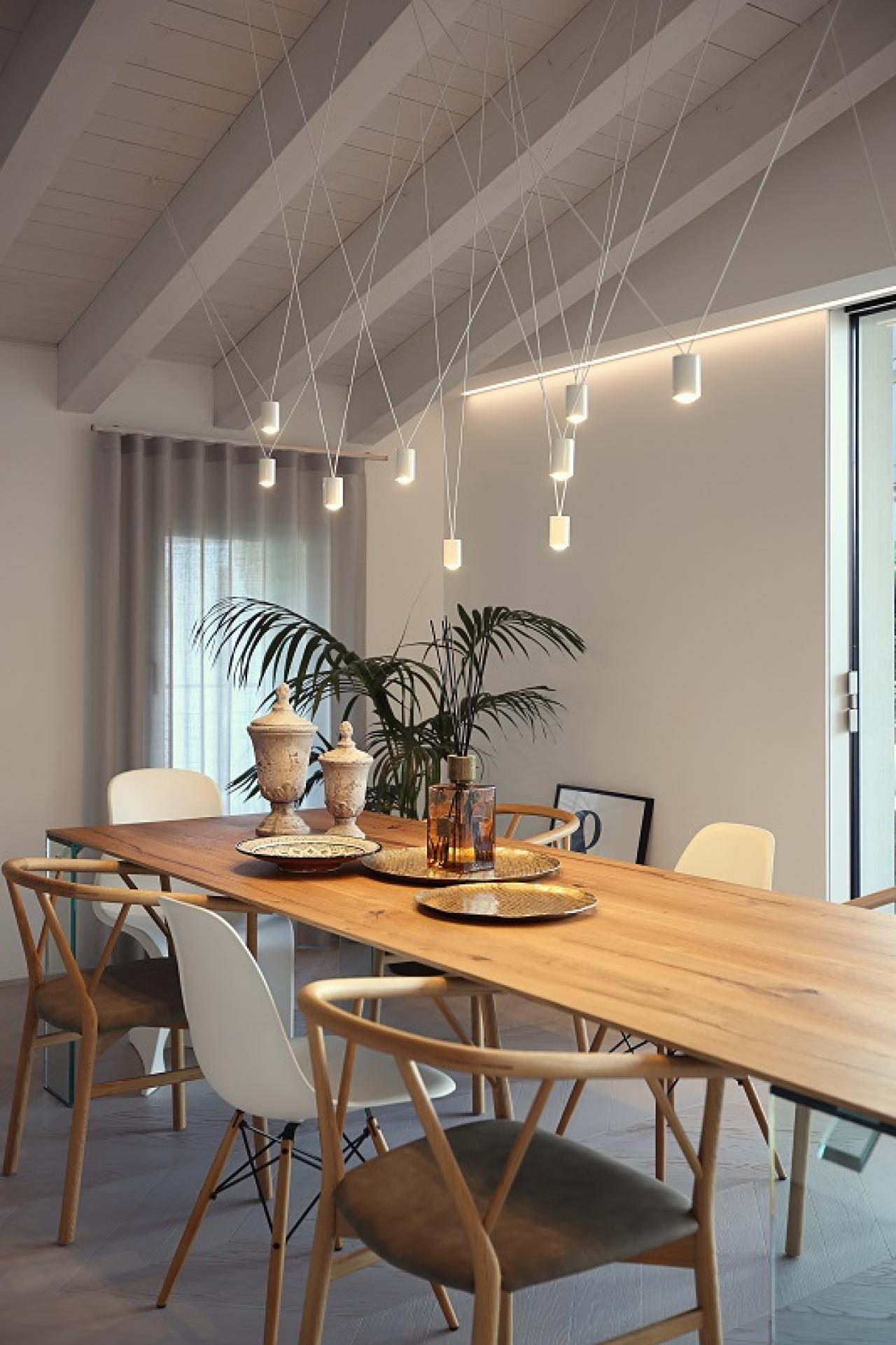 Illuminazione Cucina Fratelli Pellizzari