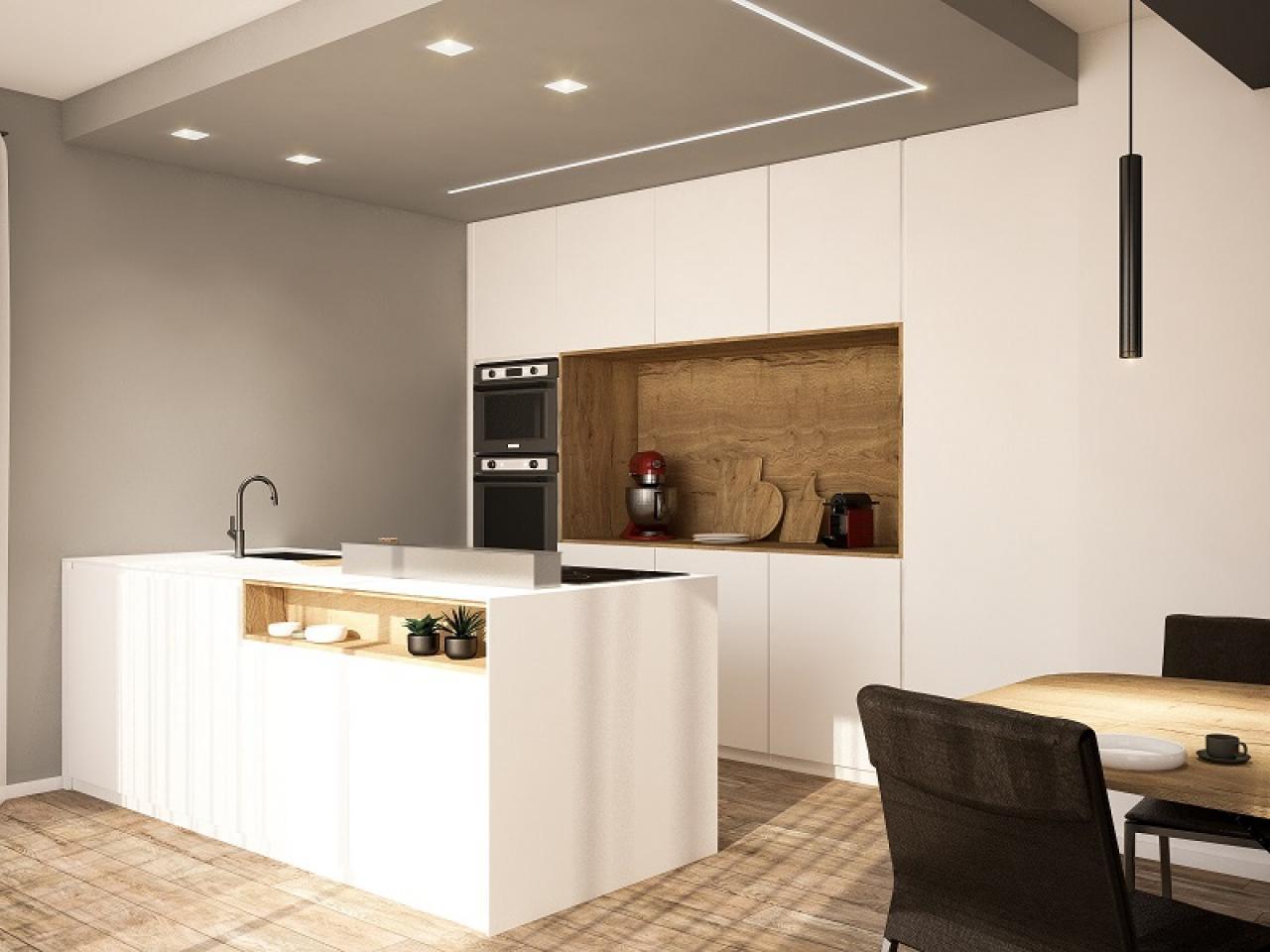 Illuminazione Piano Lavoro Cucina illuminazione cucina | fratelli pellizzari