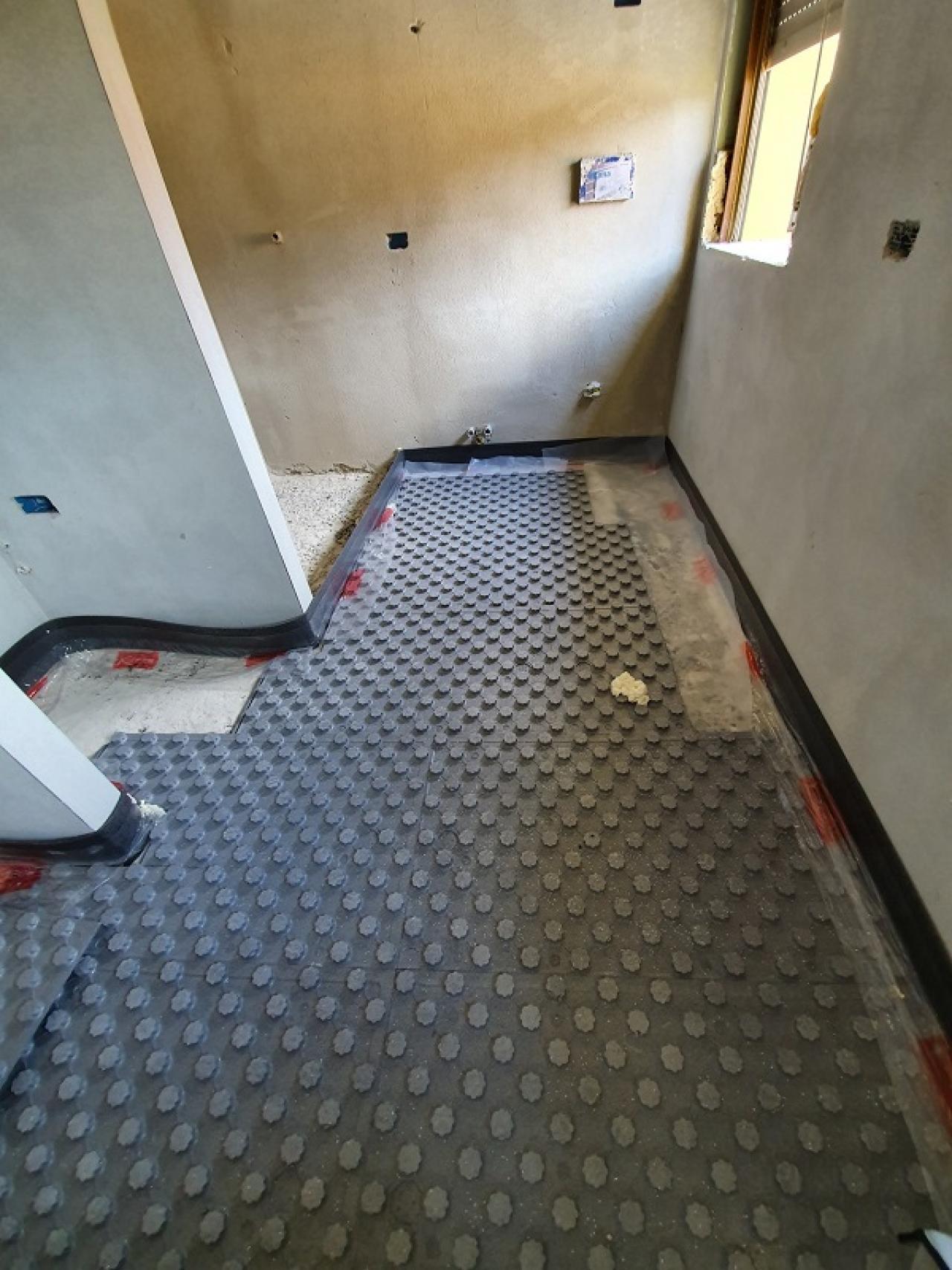 Ristrutturazione Riscaldamento A Pavimento riscaldamento a pavimento - installazione a vicenza e verona