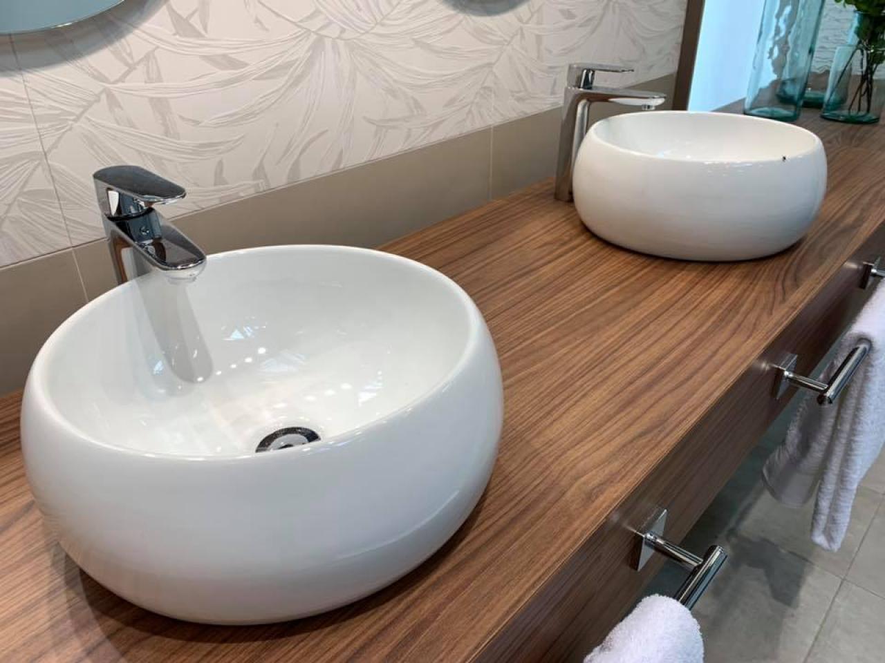 Piano Per Lavabo Da Appoggio lavabo da appoggio per il bagno | fratelli pellizzari