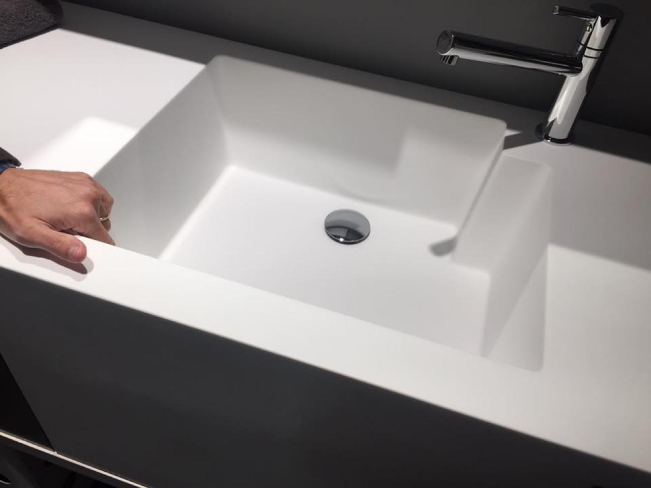 Come Pulire Il Lavabo In Resina bagno lavanderia moderno | fratelli pellizzari