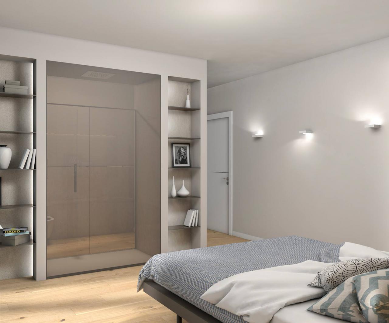 Illuminare la camera da letto | Fratelli Pellizzari