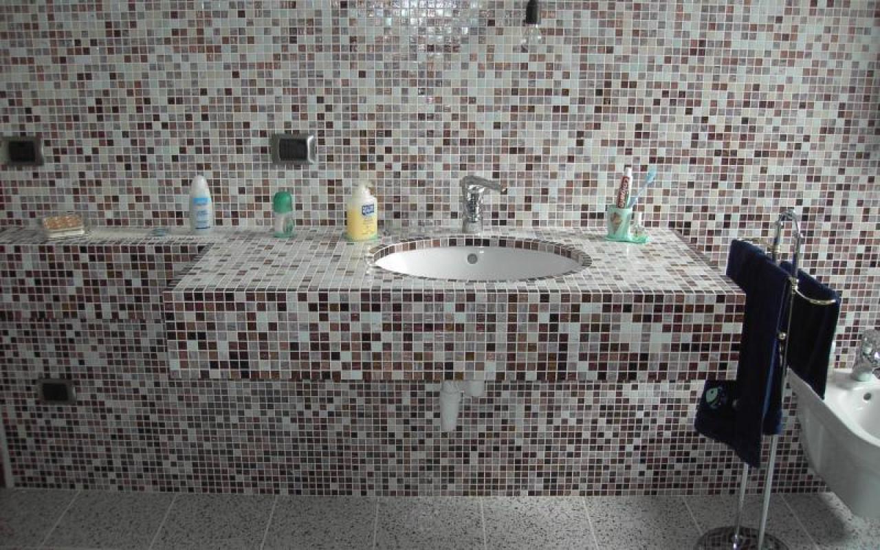 Bagno Con Mosaico Rosa : Mosaico: storia e realizzazioni a vicenza fratelli pellizzari