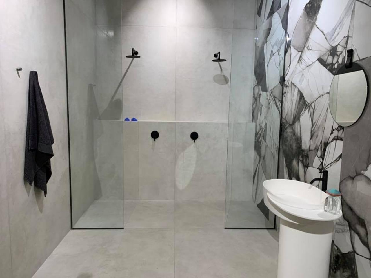 Muretto Per Sanitari Sospesi muretti nel bagno: come realizzarli e rivestirli   fratelli