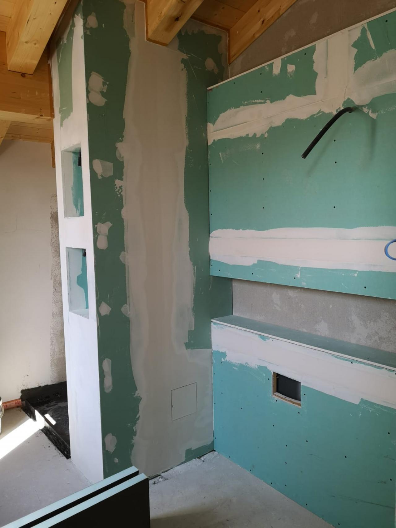Idee Per Nicchie Nel Muro nicchie in bagno: idee e foto | fratelli pellizzari, vicenza