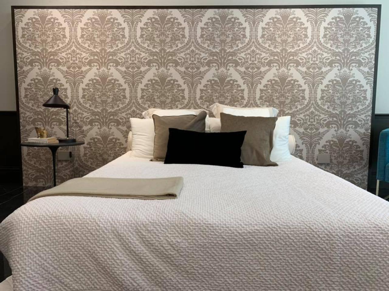 Parete Dietro Letto Idee parete dietro al letto: come rivestirla? - fratelli