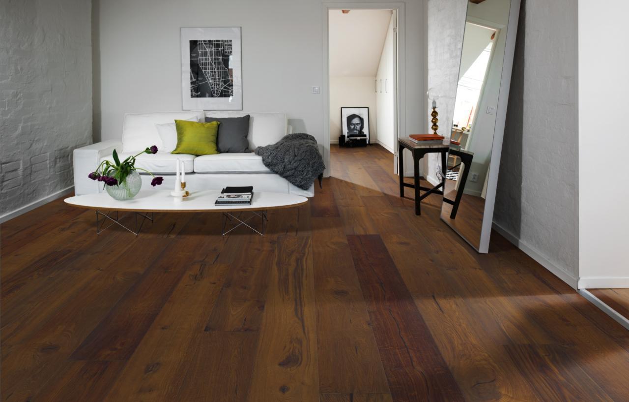 Pavimenti chiari o scuri criteri per la scelta fratelli pellizzari - Dipingere mobili laminato ...
