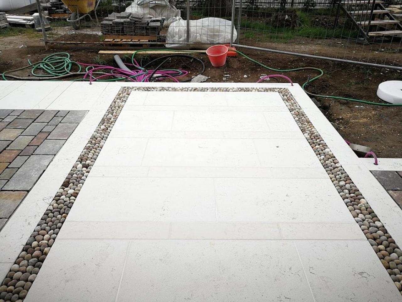 Pavimentazione Giardino In Pietra pietra di prun della lessinia: quali caratteristiche e dove
