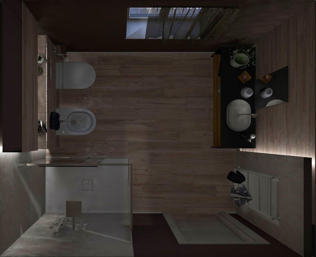 Plafoniera Per Bagno Design : Bagno e illuminazione addio alla plafoniera fratelli pellizzari