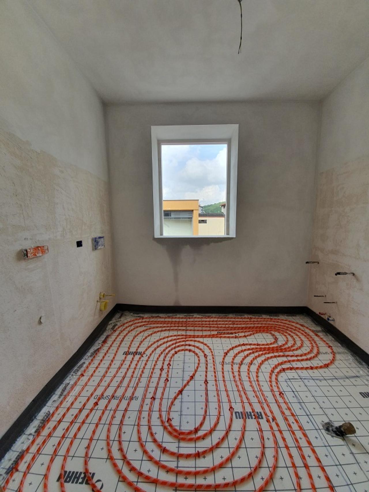 Riscaldamento A Soffitto Prezzo riscaldamento a pavimento - installazione a vicenza e verona