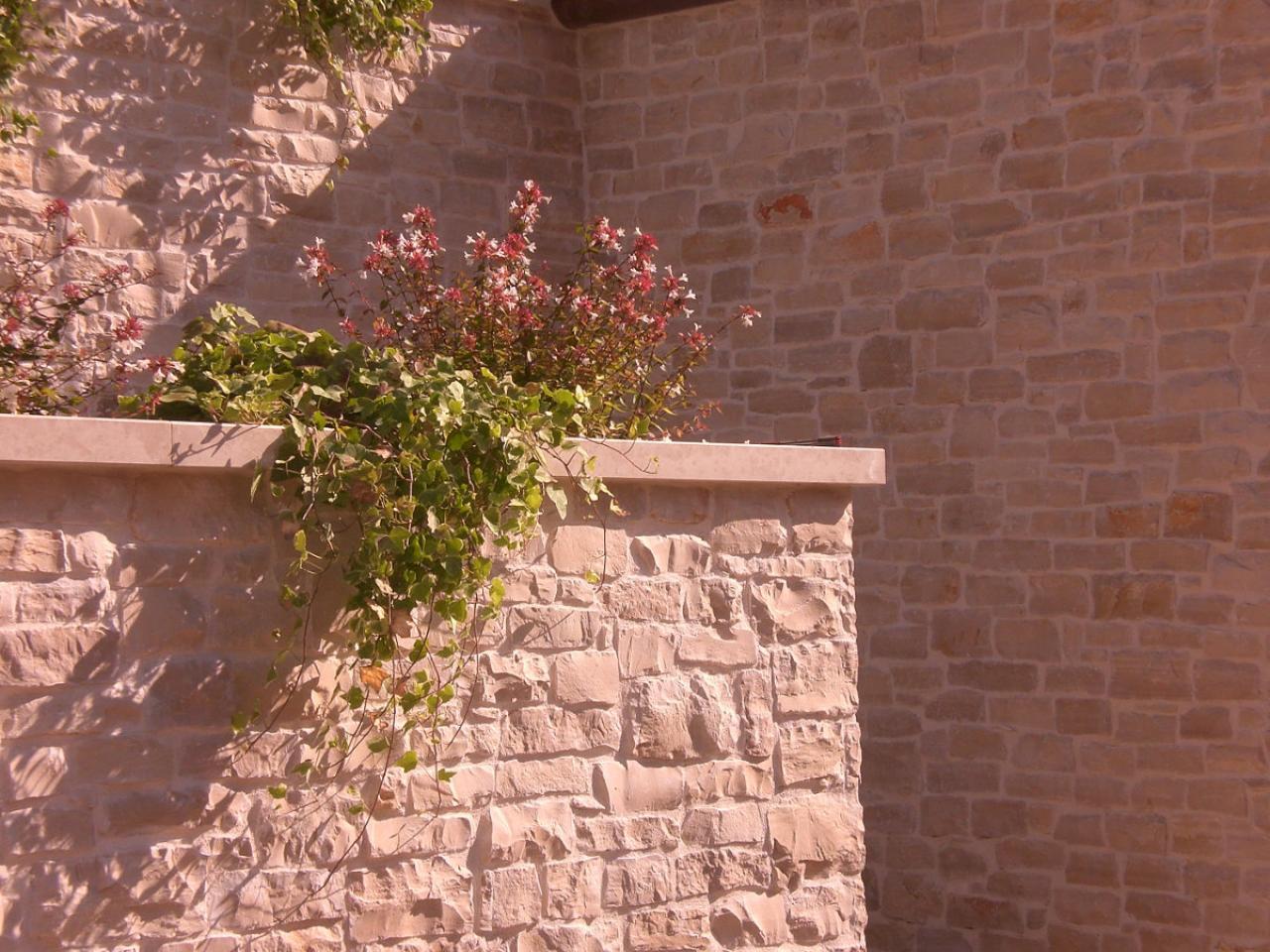 Rivestimenti in pietra interni ed esterni fratelli pellizzari