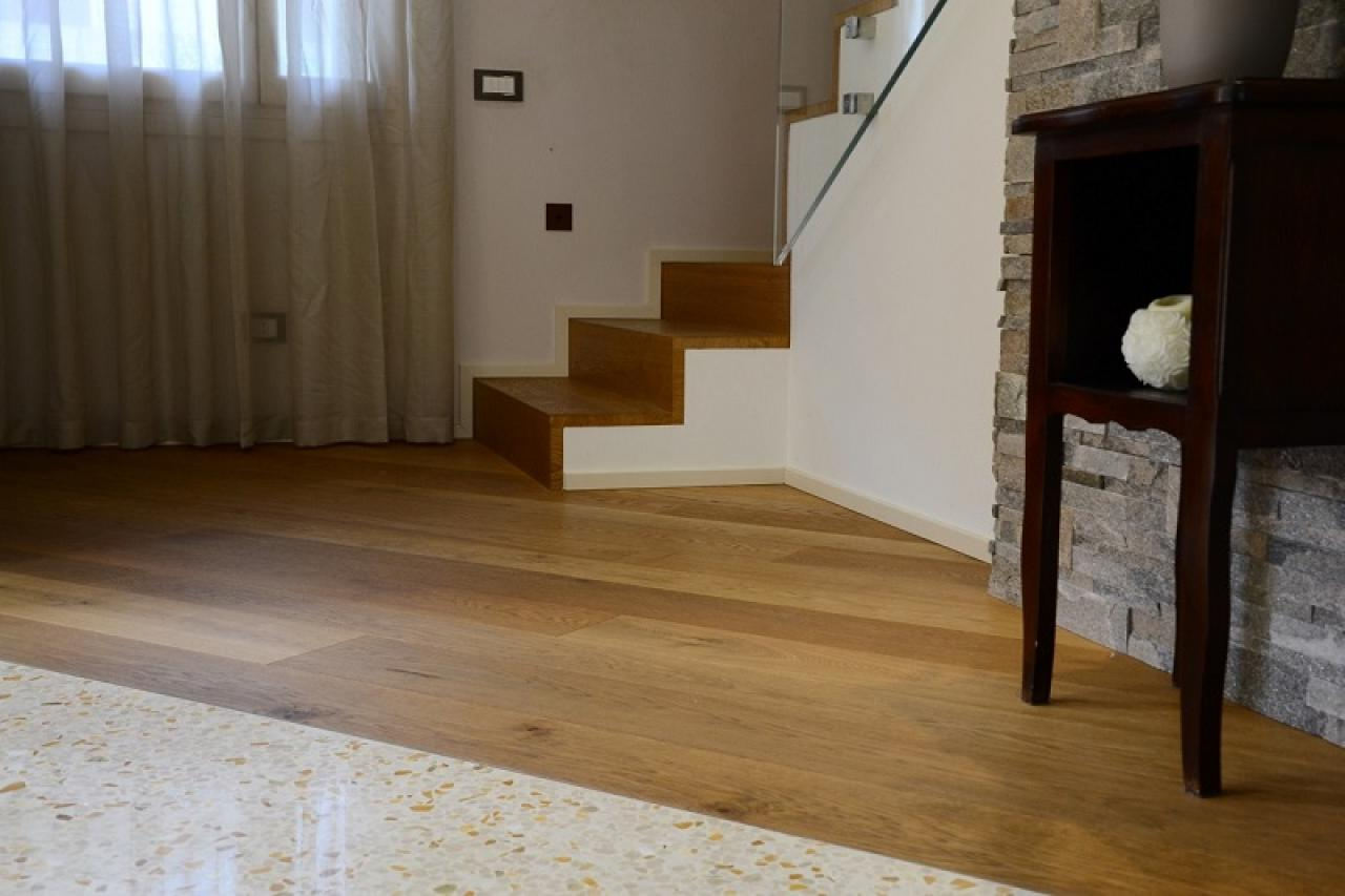 Scale in legno | Fratelli Pellizzari