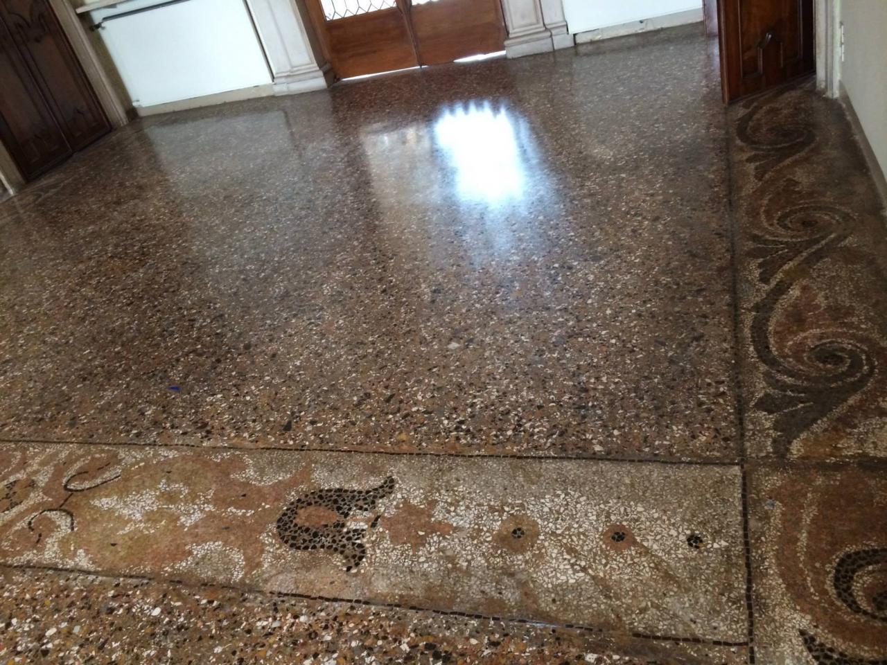 Pavimento In Terrazzo Alla Veneziana pavimenti alla veneziana: la storia | fratelli pellizzari