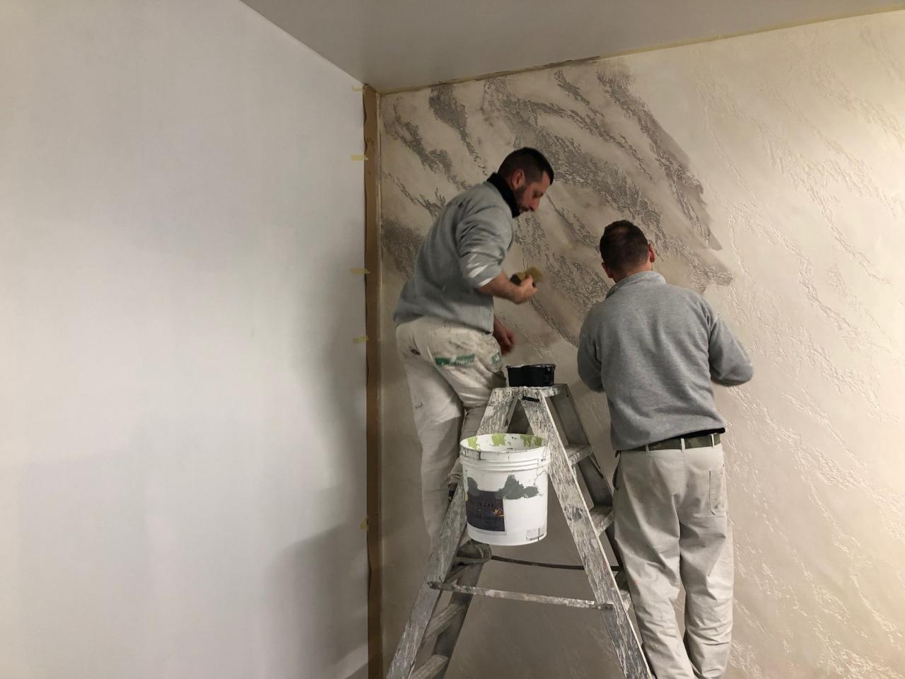 Come Pitturare Le Pareti Di Una Scala Interna tinteggiare le pareti interne della casa | fratelli pellizzari
