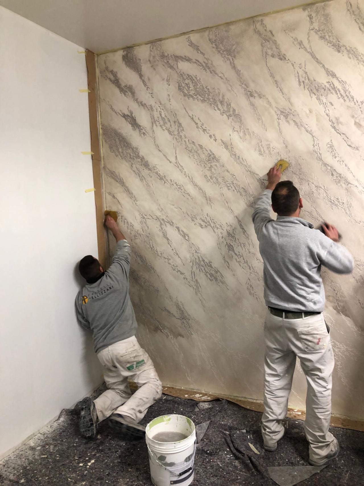 Come Dipingere Le Pareti Di Una Scala Interna tinteggiare le pareti interne della casa | fratelli pellizzari