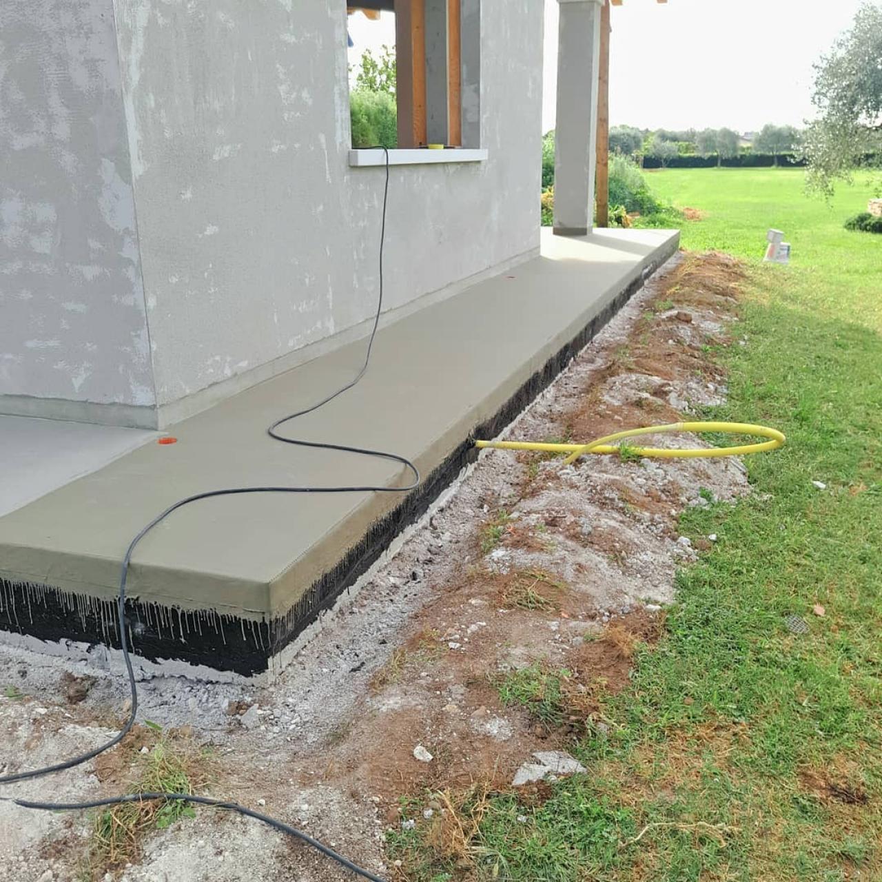 Rifare Massetto Pavimento Costi membrane e guaine per impedire le infiltrazioni nei
